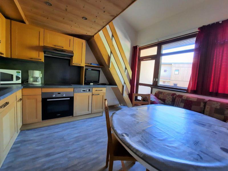 Soggiorno sugli sci Appartamento 2 stanze con mezzanino per 6 persone (A1301) - La Résidence Asters - Les Menuires