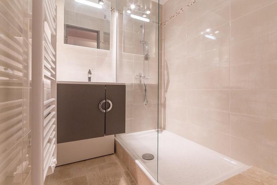 Wynajem na narty Studio z alkową 4 osoby (809) - La Résidence Boëdette - Les Menuires - Prysznicem