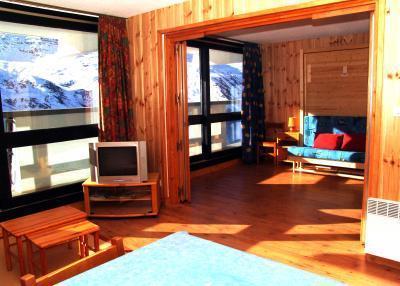 Location au ski Appartement 3 pièces 8 personnes - La Résidence Brelin - Les Menuires - Séjour