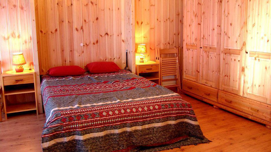 Location au ski La Résidence Brelin - Les Menuires - Chambre
