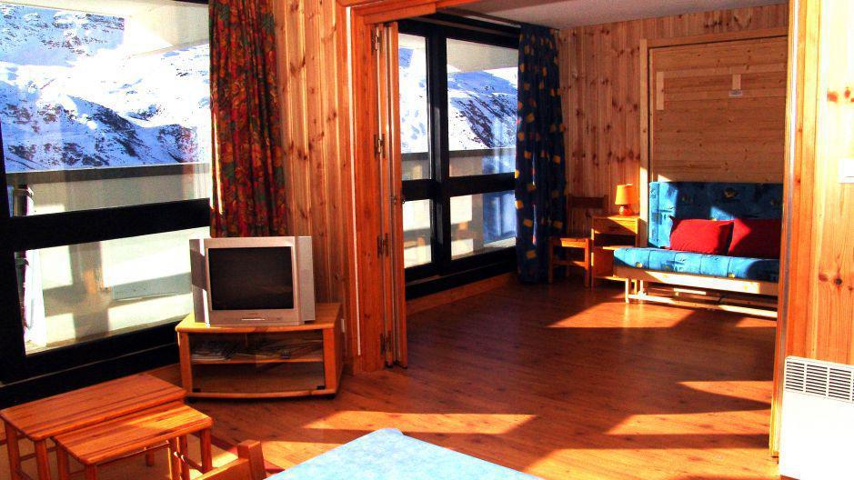Location au ski La Résidence Brelin - Les Menuires - Tv