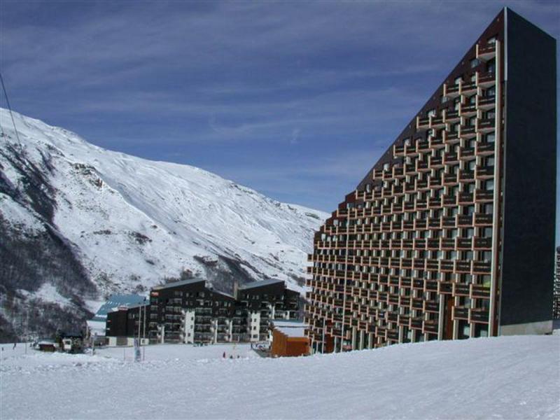 Location au ski La Résidence Caron - Les Menuires