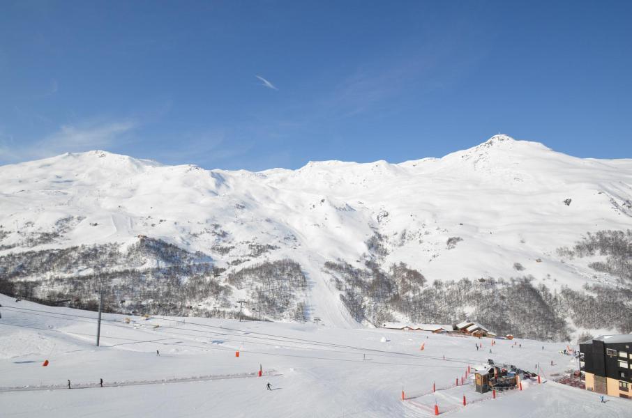 Location au ski Studio 3 personnes (910) - La Résidence Caron - Les Menuires