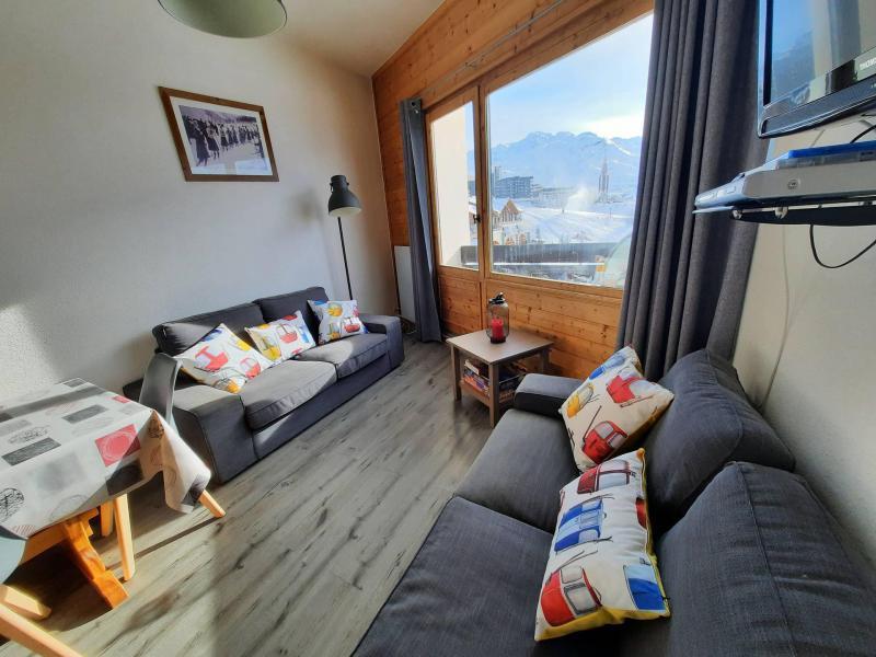 Location au ski Appartement duplex 4 pièces 8 personnes (1518) - La Résidence Caron - Les Menuires - Cuisine