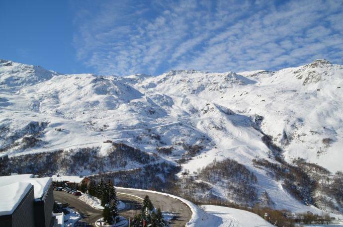 Location au ski Studio 2 personnes (834) - La Résidence Chavière - Les Menuires