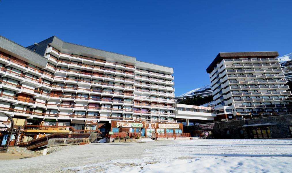 Location au ski La Residence Chaviere - Les Menuires