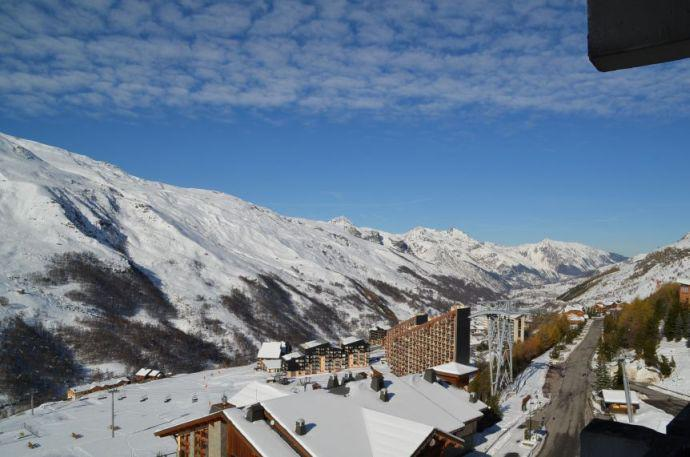 Location au ski Studio 2 personnes (735) - La Résidence Chavière - Les Menuires