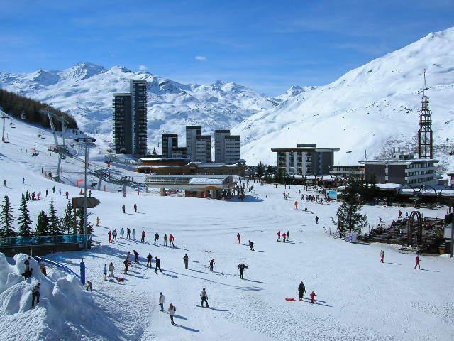 Location au ski Studio 4 personnes (717) - La Résidence Chavière - Les Menuires