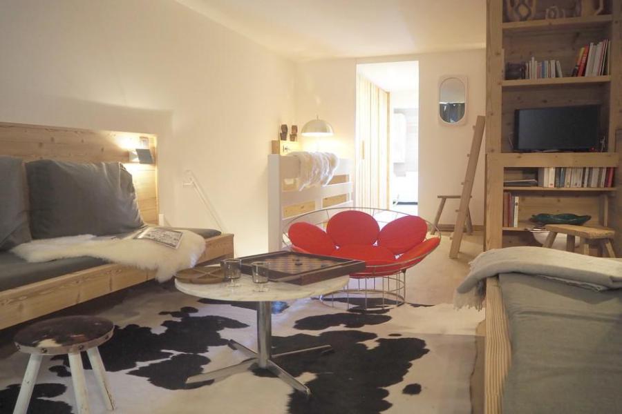 Location au ski Appartement duplex 4 pièces 8 personnes (806) - La Résidence Grande Masse - Les Menuires