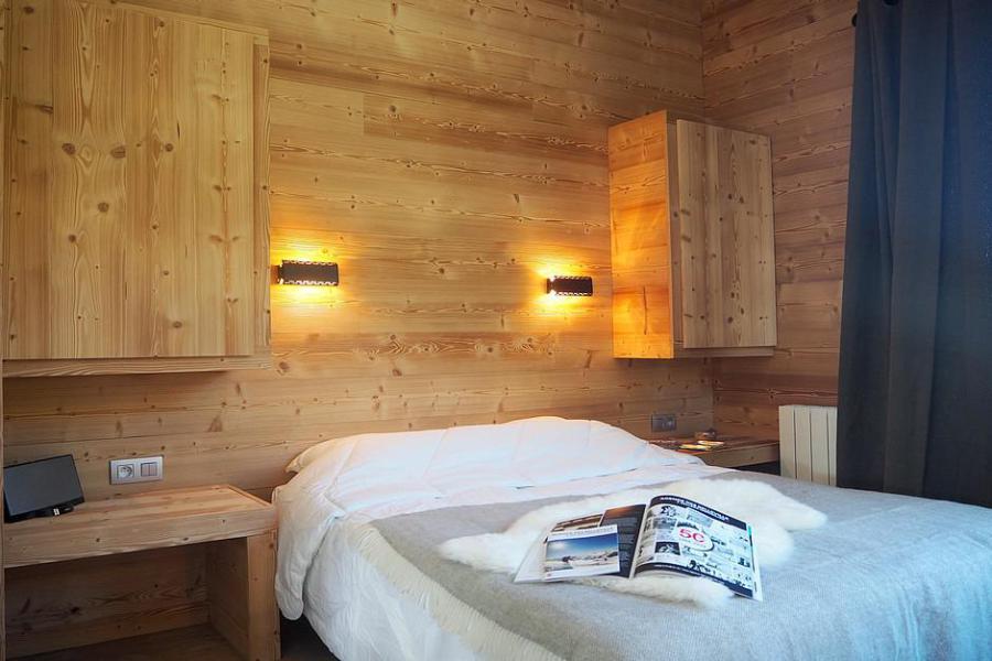 Location au ski Appartement duplex 4 pièces 8 personnes (806) - La Résidence Grande Masse - Les Menuires - Lit double