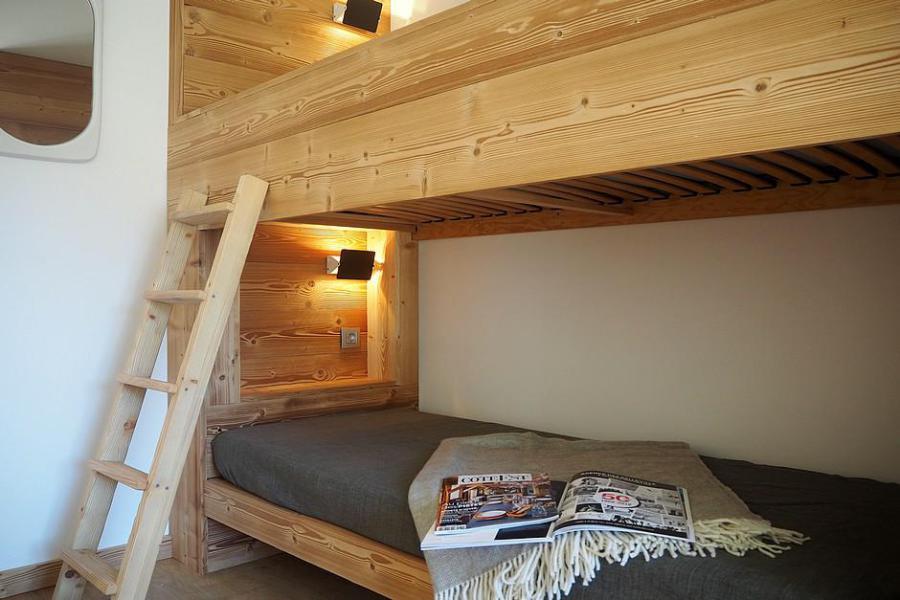 Location au ski Appartement duplex 4 pièces 8 personnes (806) - La Résidence Grande Masse - Les Menuires - Lits superposés