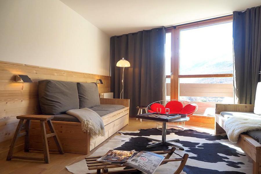 Location au ski Appartement duplex 4 pièces 8 personnes (806) - La Résidence Grande Masse - Les Menuires - Séjour