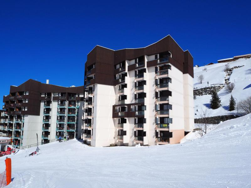 Vacaciones en montaña La Résidence l'Armoise - Les Menuires - Invierno