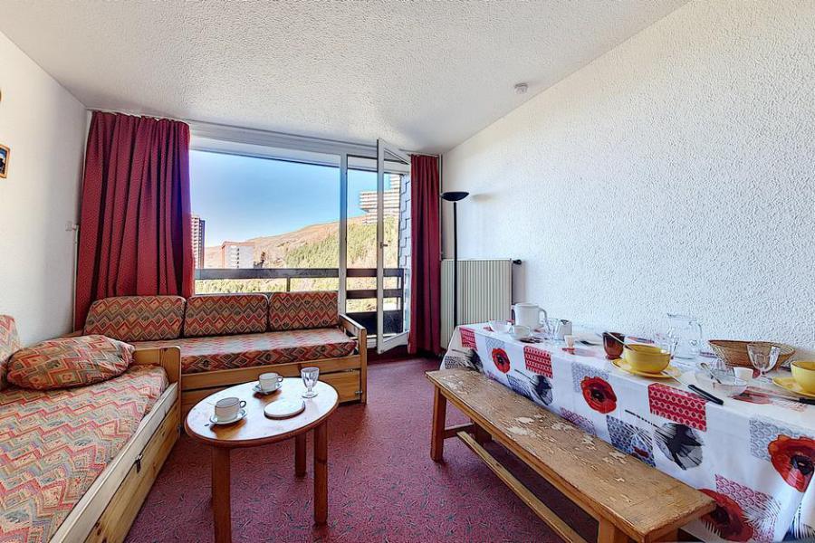 Wynajem na narty Apartament 2 pokojowy 4 osób (728) - La Résidence la Chavière - Les Menuires