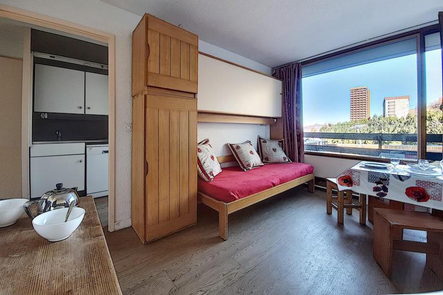 Wynajem na narty Apartament 2 pokojowy 4 osób (128) - La Résidence la Chavière - Les Menuires