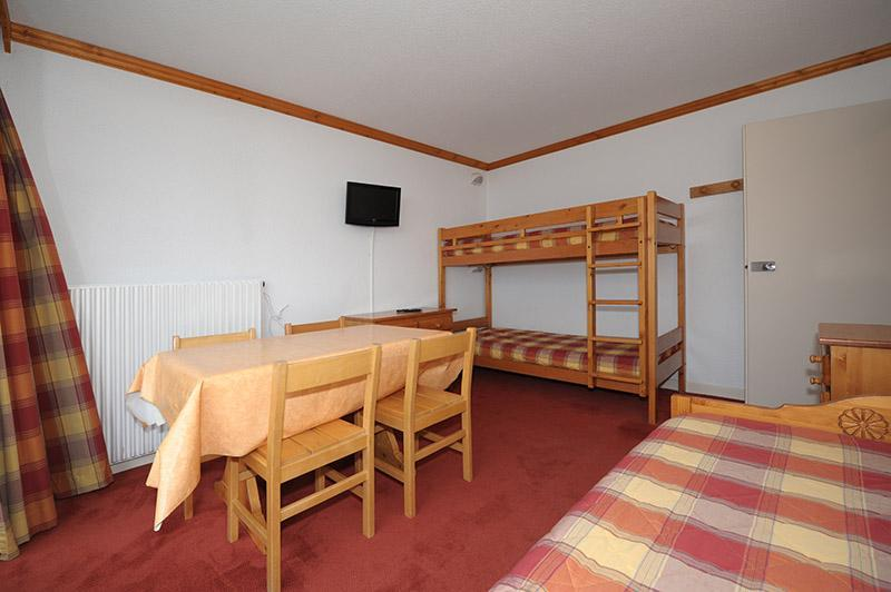 Wynajem na narty Apartament 2 pokojowy 4 osób (228) - La Résidence la Chavière - Les Menuires - Łóżkami piętrowymi