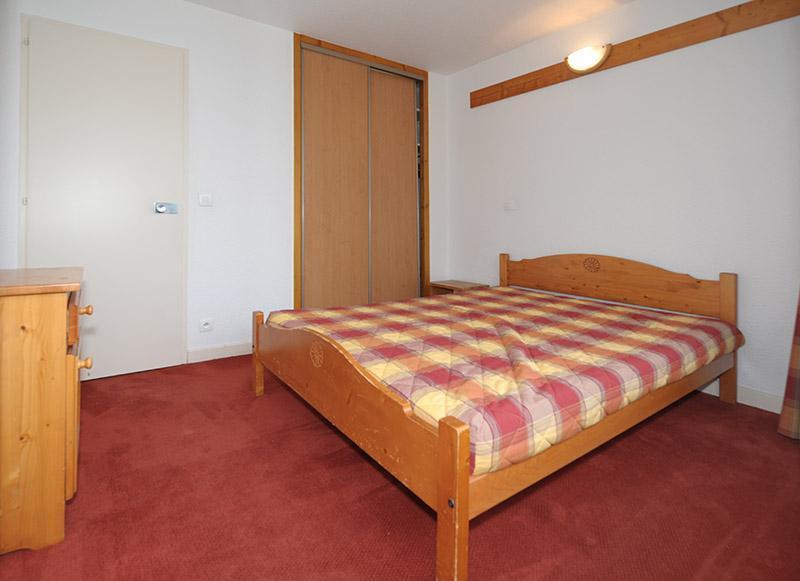Wynajem na narty Apartament 2 pokojowy 4 osób (228) - La Résidence la Chavière - Les Menuires - Pokój