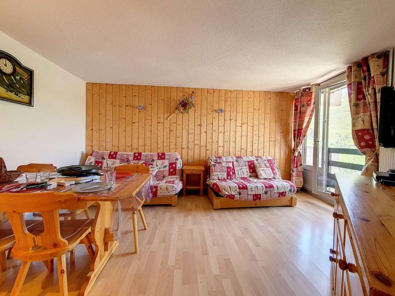 Wynajem na narty Apartament 2 pokojowy 5 osób (635) - La Résidence la Chavière - Les Menuires - Stołem