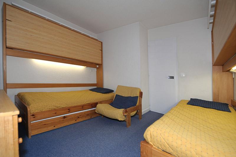 Wynajem na narty Apartament 2 pokojowy 5 osób (721) - La Résidence la Chavière - Les Menuires - Ławką