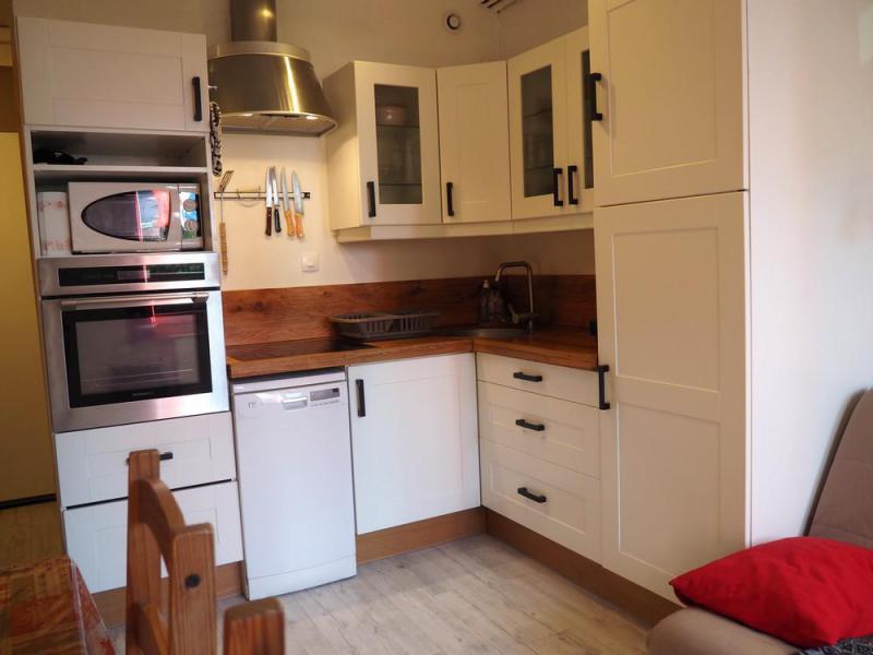 Wynajem na narty Apartament 2 pokojowy kabina 5 osób (020) - La Résidence la Chavière - Les Menuires - Apartament