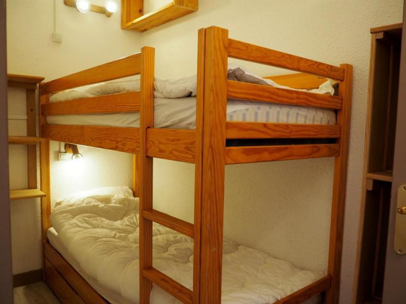 Wynajem na narty Apartament 2 pokojowy kabina 5 osób (020) - La Résidence la Chavière - Les Menuires - Łóżkami piętrowymi