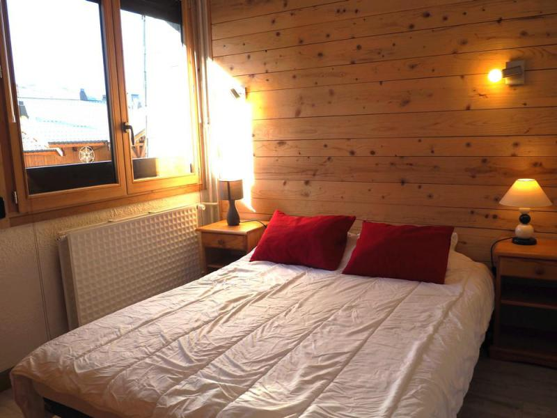 Wynajem na narty Apartament 2 pokojowy kabina 5 osób (020) - La Résidence la Chavière - Les Menuires - Pokój