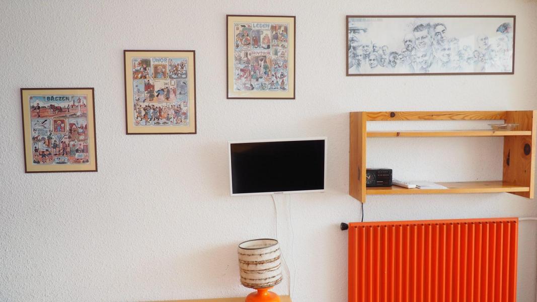 Wynajem na narty Studio 4 osoby (515) - La Résidence la Chavière - Les Menuires - Apartament