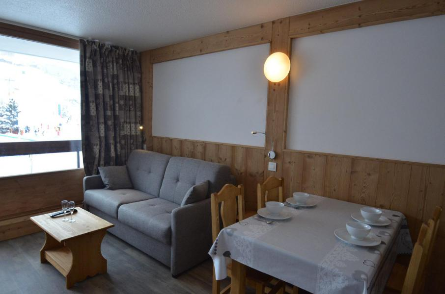 Wynajem na narty Studio 4 osoby (110) - La Résidence Lac du Lou - Les Menuires