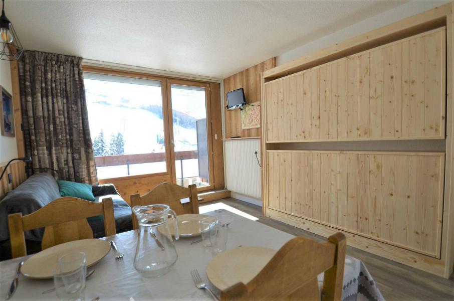 Wynajem na narty Studio 4 osoby (109) - La Résidence Lac du Lou - Les Menuires