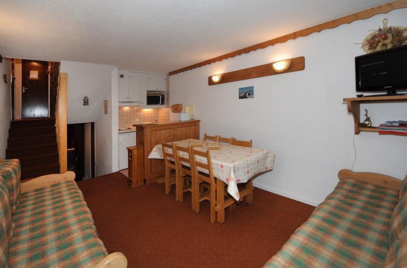 Location au ski Appartement duplex 2 pièces 5 personnes (925) - La Résidence le Danchet - Les Menuires