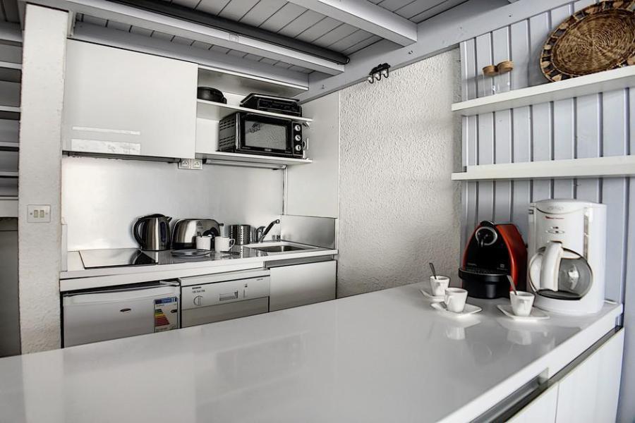 Soggiorno sugli sci Appartamento 2 stanze con mezzanino per 6 persone (1025) - La Résidence le Danchet - Les Menuires - Mezzanino