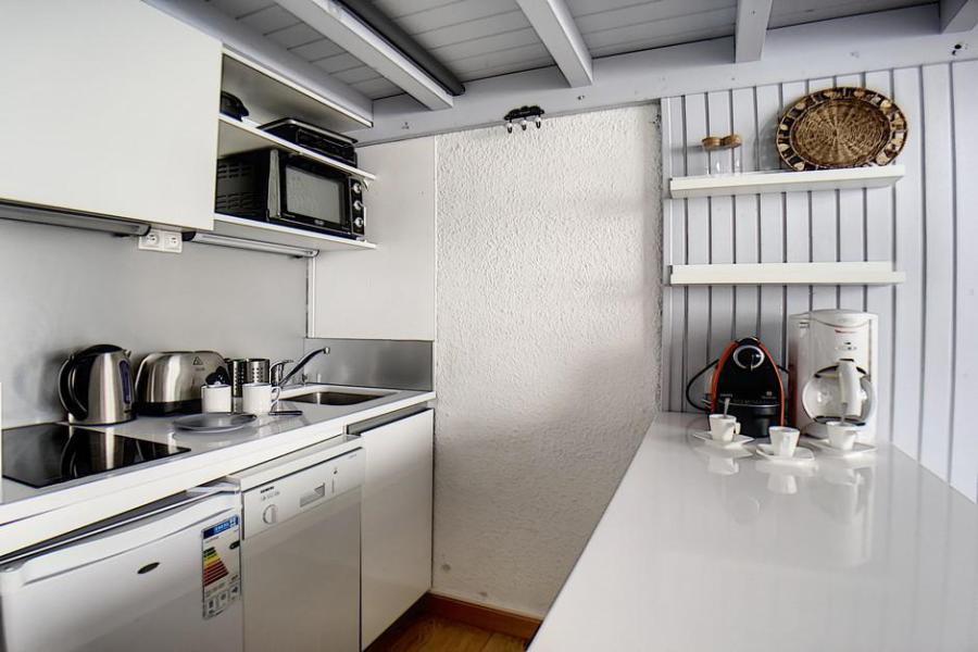 Location au ski Appartement 2 pièces mezzanine 6 personnes (1025) - La Résidence le Danchet - Les Menuires - Chambre