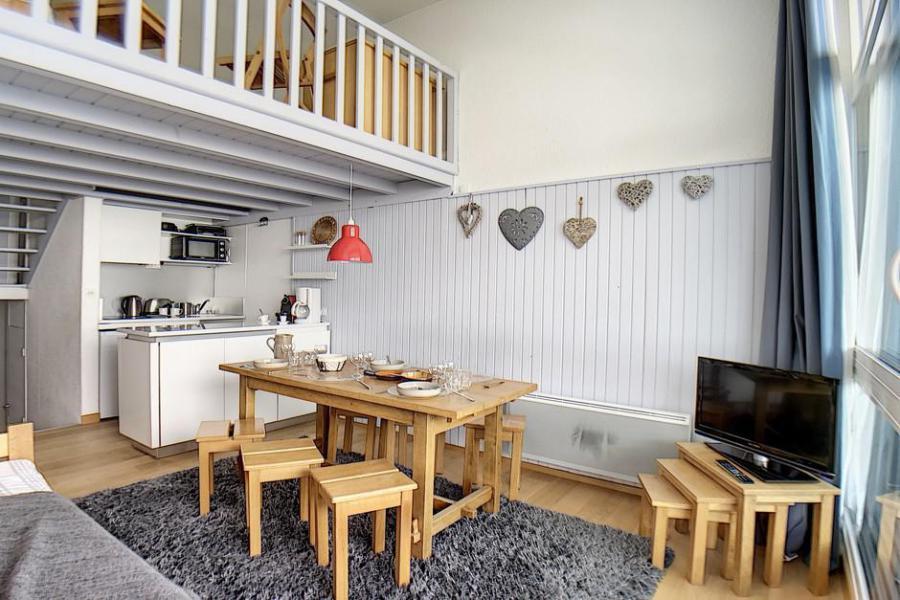 Location au ski Appartement 2 pièces mezzanine 6 personnes (1025) - La Résidence le Danchet - Les Menuires - Mezzanine