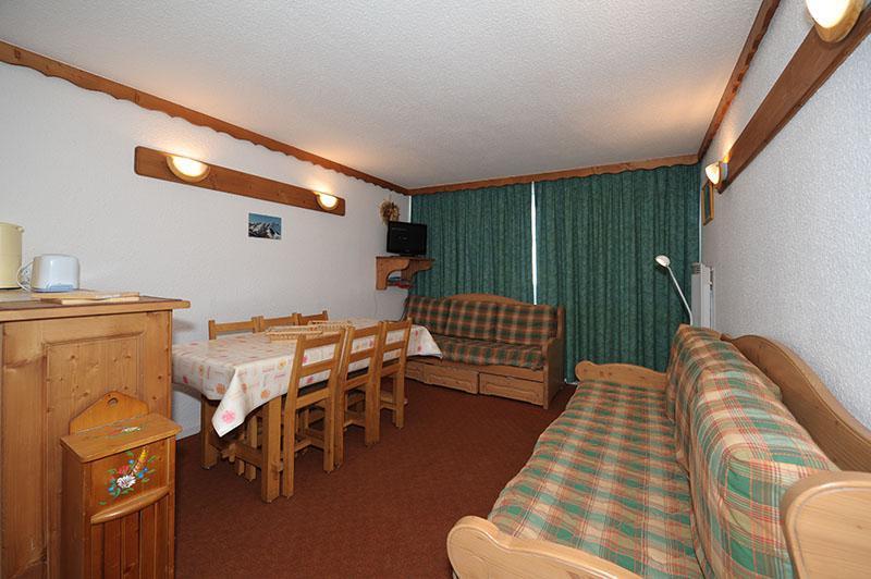 Location au ski Appartement duplex 2 pièces 5 personnes (925) - La Résidence le Danchet - Les Menuires - Banquette-lit