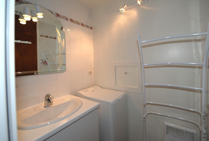 Location au ski Appartement duplex 2 pièces 5 personnes (925) - La Résidence le Danchet - Les Menuires - Salle de bains