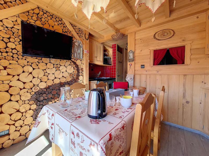 Soggiorno sugli sci Appartamento 2 stanze per 4 persone (415) - La Résidence le Necou - Les Menuires