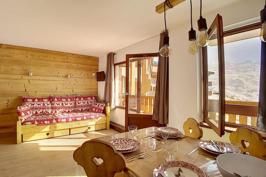 Soggiorno sugli sci Appartamento su due piani 3 stanze per 6 persone (712) - La Résidence le Necou - Les Menuires