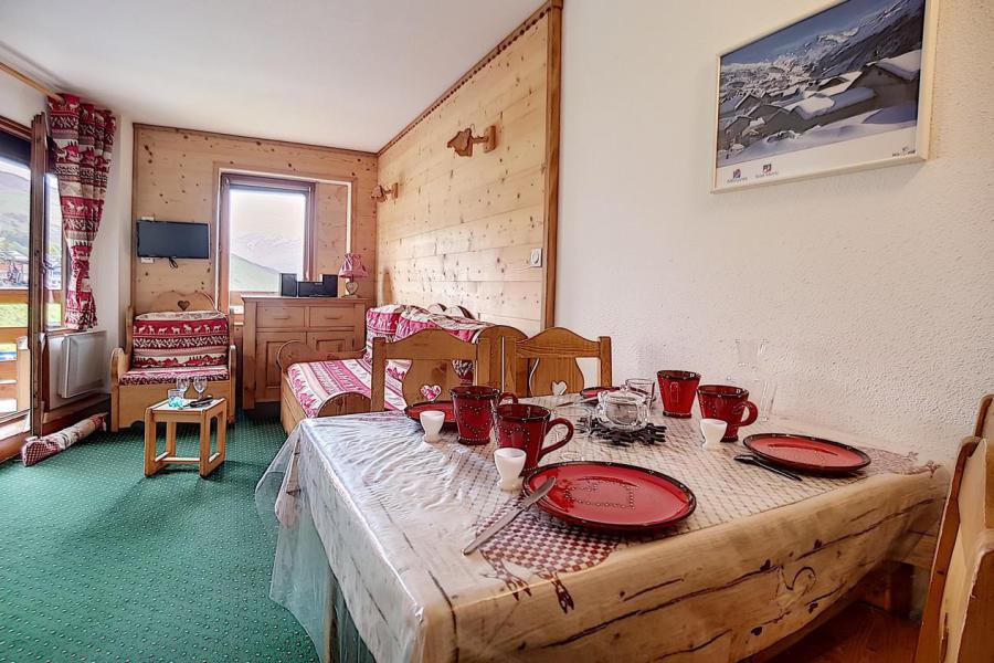 Soggiorno sugli sci Appartamento 2 stanze per 4 persone (624) - La Résidence le Necou - Les Menuires - Cucinino