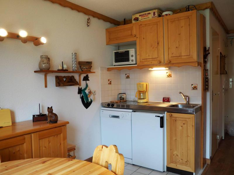 Wynajem na narty Studio kabina 4 osoby (321) - La Résidence le Sarvan - Les Menuires