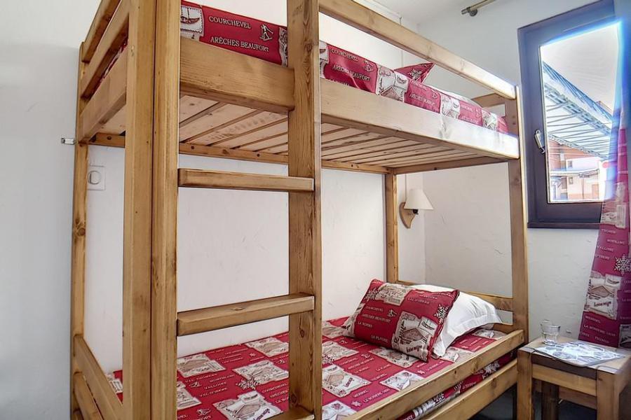 Аренда на лыжном курорте Квартира студия кабина для 4 чел. (203) - La Résidence le Sorbier - Les Menuires - Комната