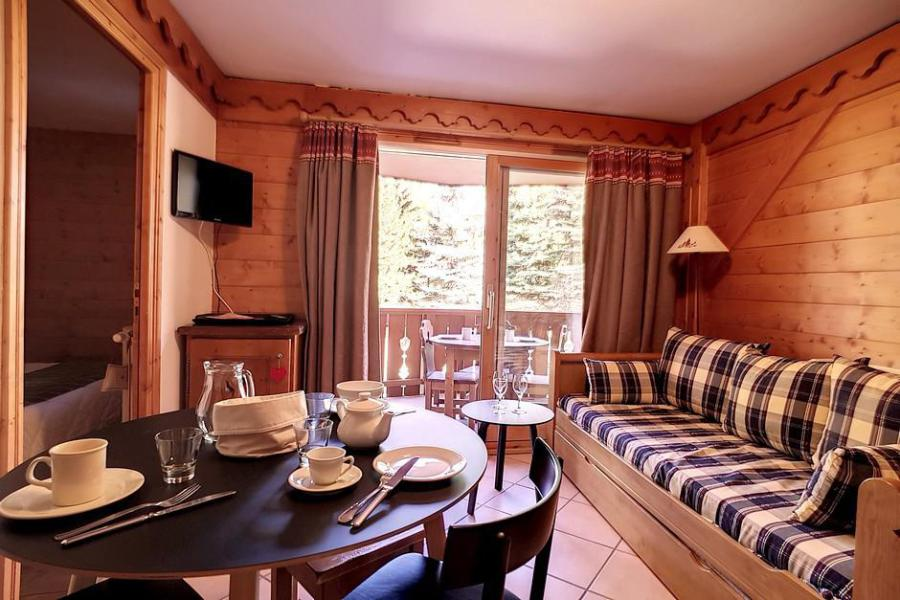 Wynajem na narty Apartament 2 pokojowy 4 osób (004) - La Résidence les Alpages de Reberty - Les Menuires