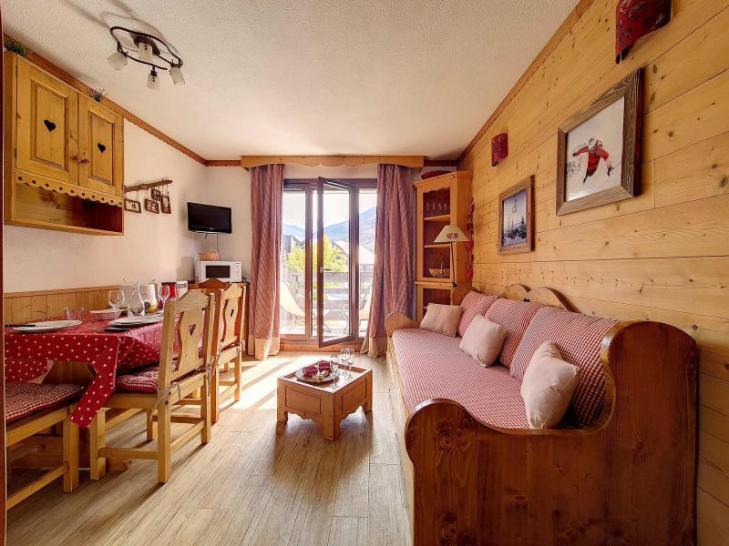 Soggiorno sugli sci Appartamento 2 stanze per 4 persone (324) - La Résidence les Balcons d'Olympie - Les Menuires