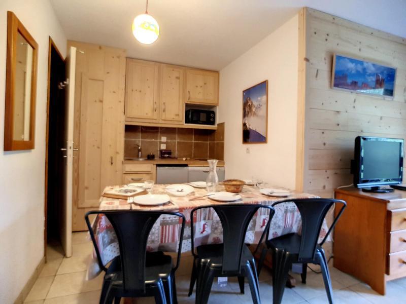 Soggiorno sugli sci Appartamento 3 stanze con cabina per 6 persone (60) - La Résidence les Balcons d'Olympie - Les Menuires