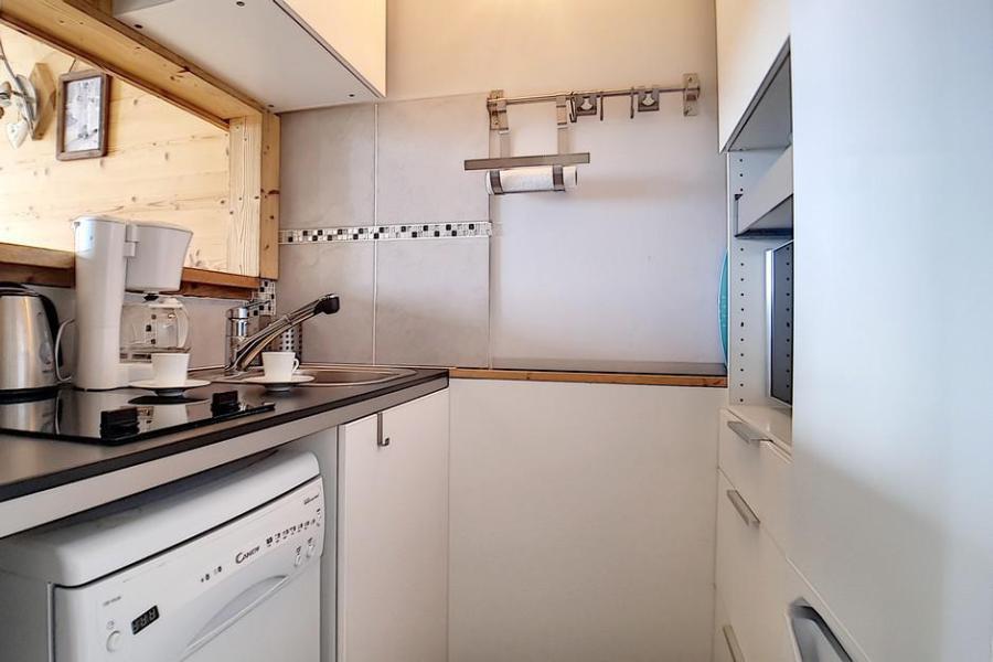 Wynajem na narty Apartament 2 pokojowy 4 osób (552) - La Résidence les Coryles - Les Menuires