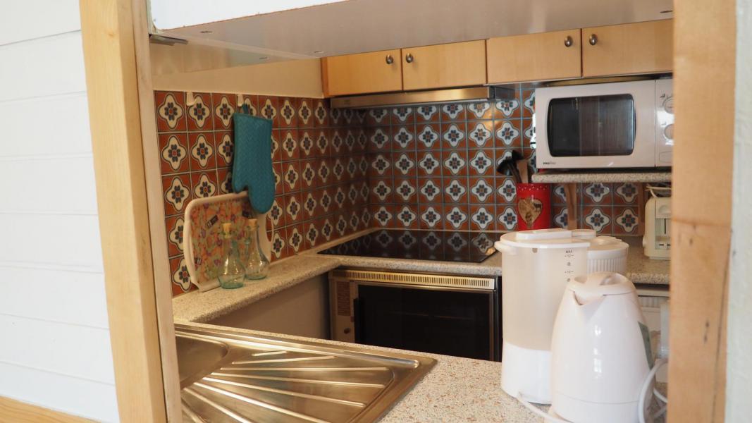 Wynajem na narty Apartament 2 pokojowy 4 osób (253) - La Résidence les Coryles - Les Menuires