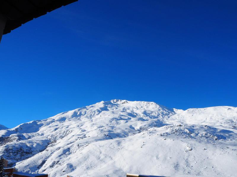 Location au ski Studio coin montagne 4 personnes (0412) - La Résidence les Gentianes - Les Menuires