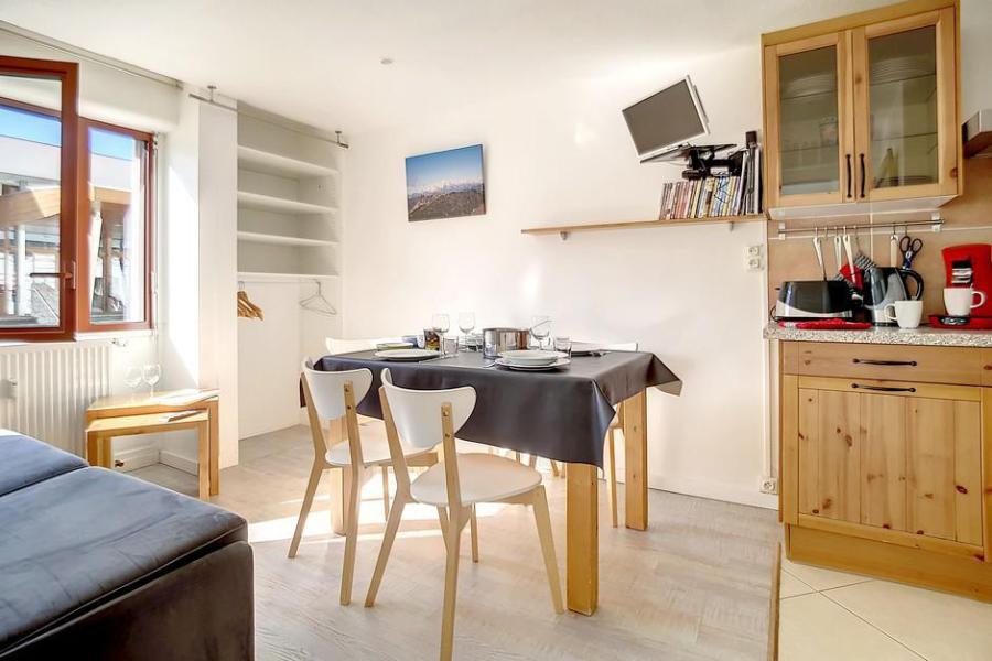 Wynajem na narty Apartament 2 pokojowy 5 osób (A3) - La Résidence les Lauzes - Les Menuires
