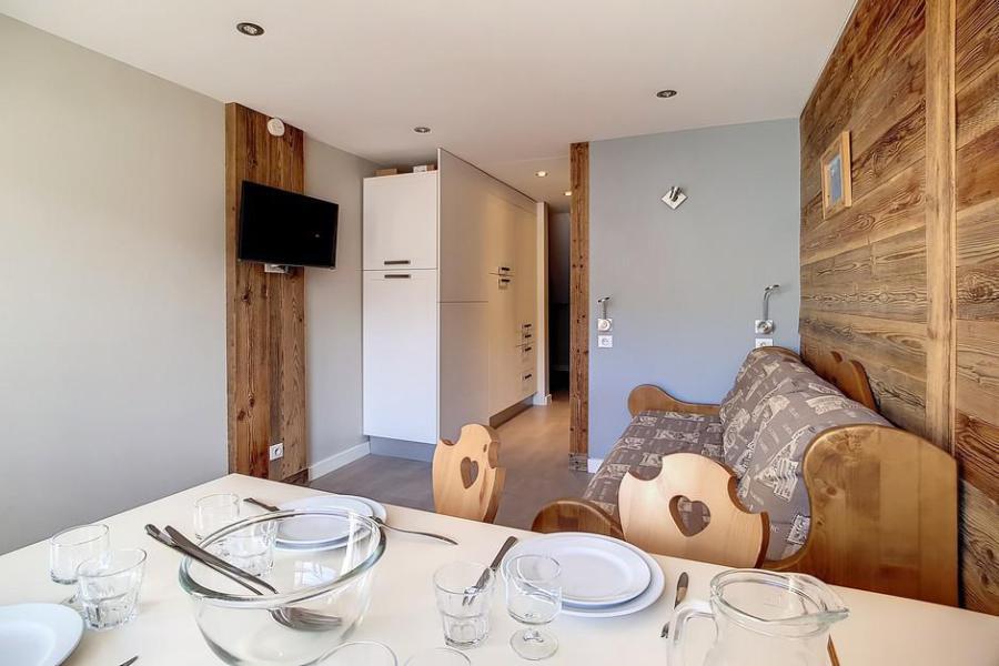 Location au ski Appartement duplex 2 pièces 5 personnes (C14) - La Residence Les Lauzes - Les Menuires