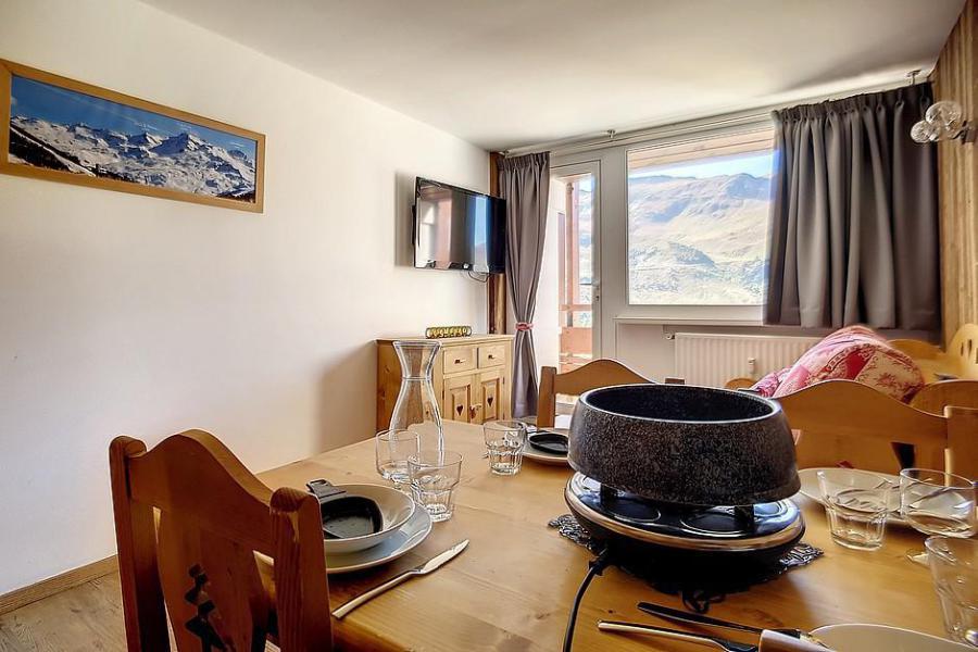 Wynajem na narty Apartament duplex 2 pokojowy 5 osób (C33) - La Résidence les Lauzes - Les Menuires