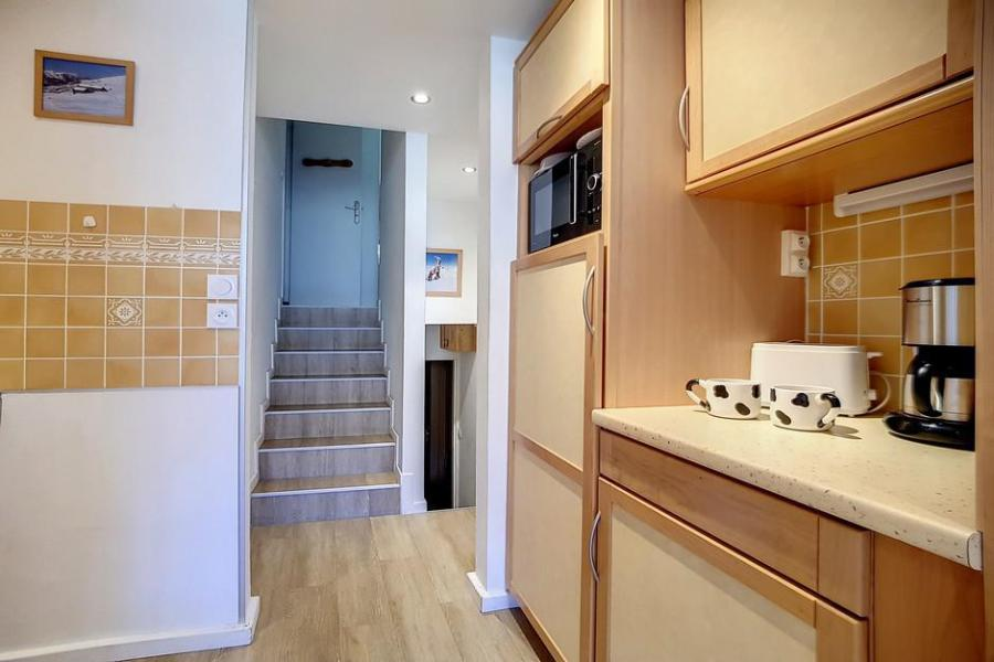 Wynajem na narty Apartament duplex 2 pokojowy 5 osób (D14) - La Résidence les Lauzes - Les Menuires